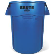 Rubbermaid® FG264360BLUE BRUTE® Blue 44 Gal Waste Container
