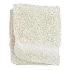 "Inn Style 241952 Premiere 13"" x 13"" Beige Wash Towel - 12 / BG"