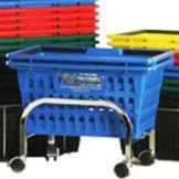 VPL Enterprises Trolley for Handbaskets