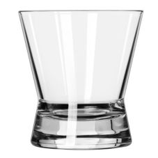 Libbey 11162322 Biconic 11.88 oz Double Old Fashioned Glass - 12 / CS