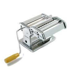 Norpro 1049 Hand Crank Pasta Machine with Clamp
