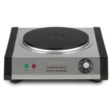 Waring® 120V Cast Iron Single Burner