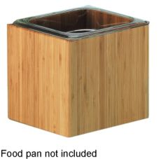 Cal-Mil® C475660 Bamboo Housing for 1/6 Size Food Pan