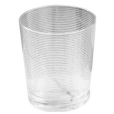 Impulse Enterprises Polycarbonate Clear Pisa 16 Oz Glass