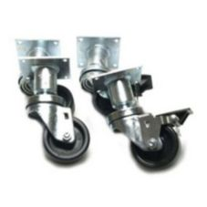 "Pitco® B3901504 Set Of 4 9"" Adjustable Casters"