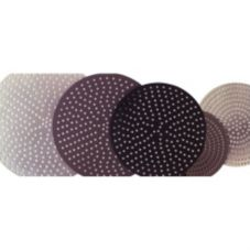 "Allied Metal PDU15 15"" Ultra Perforated Baking Disc"
