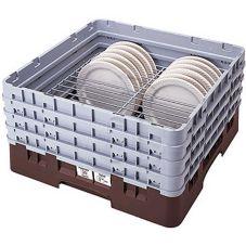 "Cambro CRP141012167 PlateSafe Camrack for 10.5 - 11-1/8"" Plates"