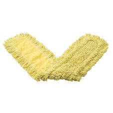 "Rubbermaid Trapper® Yellow Loop End 24"" Dust Mop"