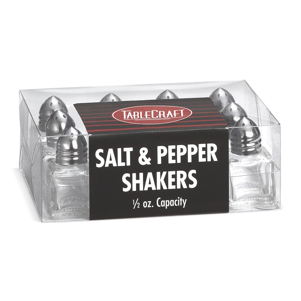 TableCraft-C30A-Cash-amp-Carry-0-5-Oz-Salt-amp-Pepper-Shakers