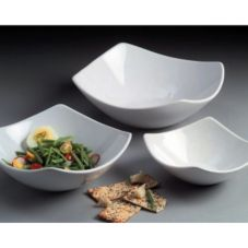 American Metalcraft SQND7 Squound™ Ceramic 20 Oz Bowl