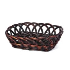 "Willow Specialties 85185.13 13"" x 10-1/2"" Oblong Basket"