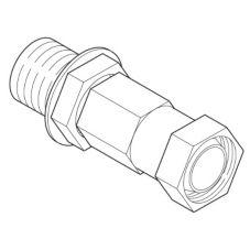 BUNN® 7061 Faucet Shank Assembly for HW2 Hot Water Dispenser