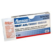 Afassco® 339 First Aid Burn Cream - 6 / BX