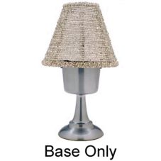 Sterno Products® 85194 Nickel Lamp Base - 6 / CS