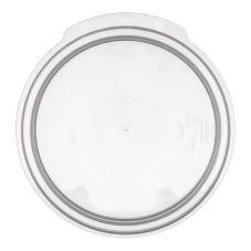 Carlisle® 1077030 StorPlus™ 1 Qt. Translucent Container Lid