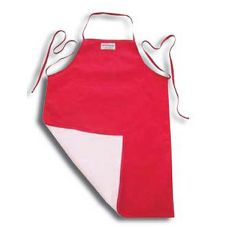 "Tucker 50250 Poly-Cotton 25"" Apron with VaporGuard™"