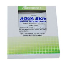Afassco® 1480 Aqua Skin Burn And Wound Pads - 5 / PK