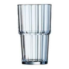 Cardinal 61698 Arcoroc Norvege 11 oz Beverage Glass - 72 / CS