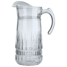 Cardinal 9549 Arcoroc 64 oz Imperator Pitcher w/ Pour Lip