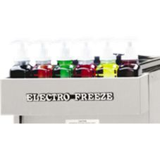 Electro Freeze 117448 S/S Vertical Slush Bottle Rack