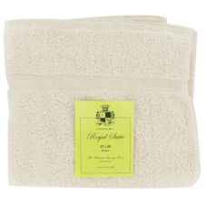 "Thomaston Mills 910225-101 Beige 24 x 50"" Bath Towel - Dozen"
