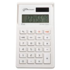 Compucessory CCS58581 8-Digit Solar Power Calculator