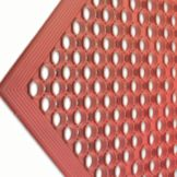 San Jamar® Red Light Duty EZ-Mat