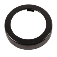 San Jamar® C2016BK Black Collar for Cup Dispenser