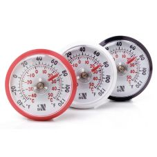 CDN® AT120 Stick 'M Ups Indoor / Outdoor Thermometer - Dozen