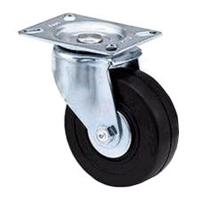"Caster Connection 3-517-801 Payson Medium Duty 5"" Swivel Caster"
