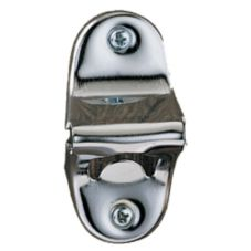 American Metalcraft WBO3 Wall-Mount Chrome Plated Steel Bottle Opener
