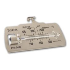 Taylor Precision 5921N 5* Commercial 100 - 600°F Oven Thermometer