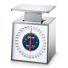 Edlund SF-2 Premier Series Fixed Dial Mechanical 32 Oz Portion Scale