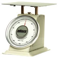 Rubbermaid® FG10100 Heavy Duty 100 lb Receiving Scale