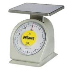 Rubbermaid® FG810W  Washable 10 lb Portion Control Scale