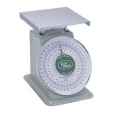 Yamato M-25PK Accu-Weigh® Baked Enamel 25 Lb. Dial Portion Scale