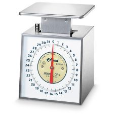 Edlund DF-2 Premier Series Fixed Dial Mechanical Portion Scale