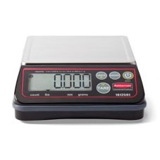 Rubbermaid® 1812591 12 lb. Digital Portion Control Scale