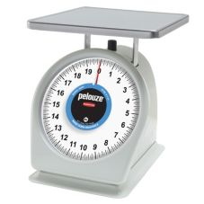 Rubbermaid® FG820W  Washable 20 lb Portion Control Scale