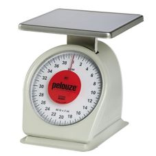 Pelouze® Washable 40 lb Portion Control Scale