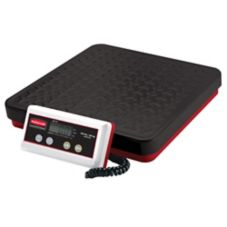 Rubbermaid® FG401088 150 lb Digital Receiving Scale