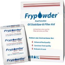 Miroil® P36B/40424 Filter Frypowder® Portion Packs - 72 / CS
