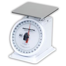 Detecto® Enamel Finish Rotating Dial 32 Oz Portion Scale