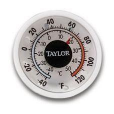 Taylor Precision 5982N -20 - 120°F Milk / Beverage Thermometer