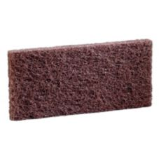 3M™ 8541 Brown Doodlebug™ Scrub N Strip Pad - 5 / BX