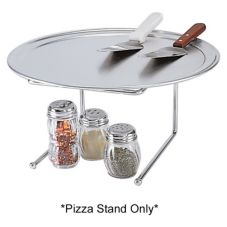 "Adcraft® PZST-9 9"" x 8"" x 7"" Pizza Stand"