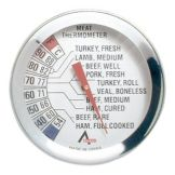 Adcraft® MT-3 Stainless Steel Meat Thermometer