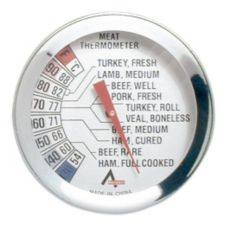 Adcraft® Stainless Steel Meat Thermometer