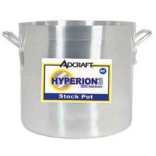 Adcraft® H3-SP16 Hyperion3 16 Qt. Aluminum Stock Pot