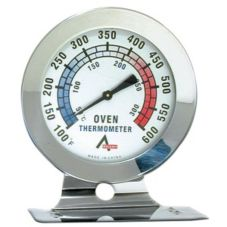Adcraft® Stainless Steel Oven Thermometer